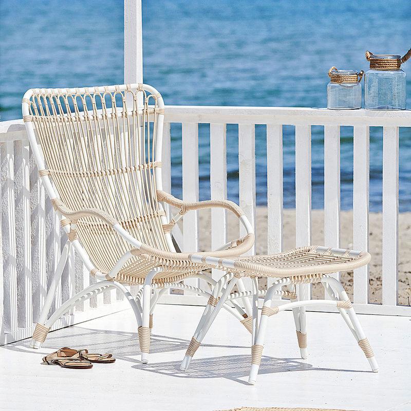 relax sessel dauerhafte gartenm bel aus innovativem materialmix wetterfest leicht formsch n. Black Bedroom Furniture Sets. Home Design Ideas