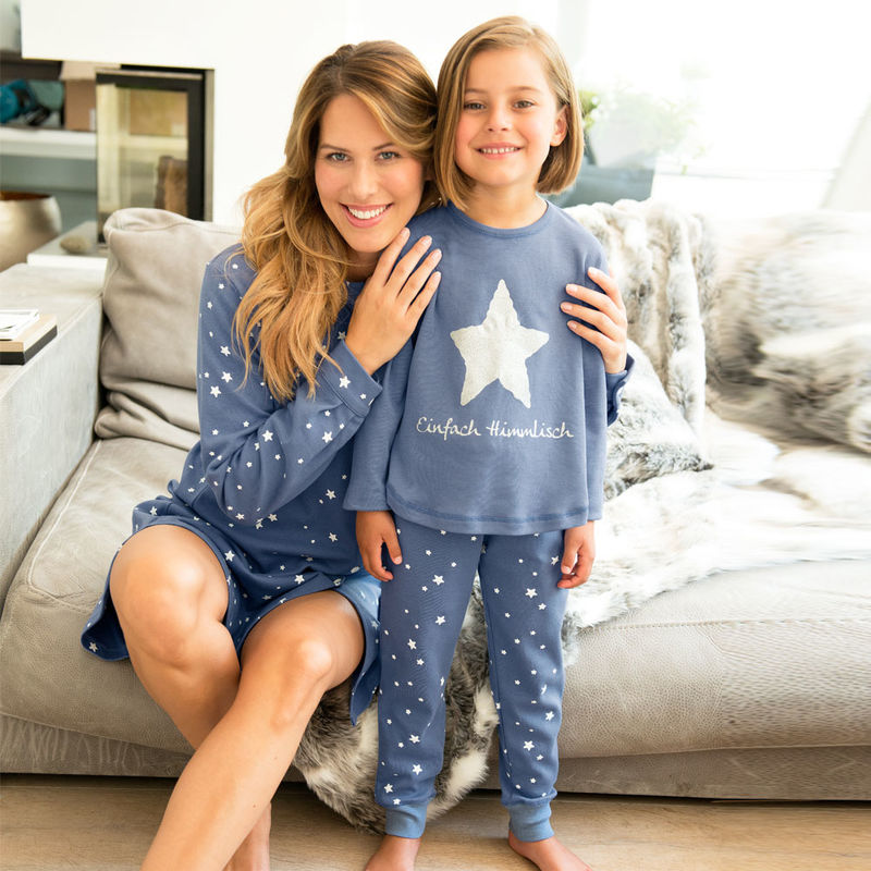 4d0c307f4e Niedlicher Kinder-Schlafanzug - Einfach Himmlisch - schickt himmlische  Botschaften