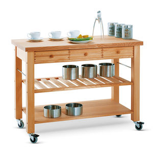 Küchenmöbel Bilder mobile küchenmöbel ohne küchenkörbe massiv solide preiswert